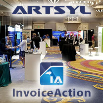 Artsyl Showcases InvoiceAction at the APP2P Conference