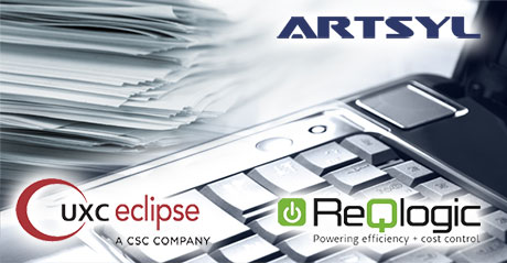 Artsyl Partners with ReQlogic and UXC Eclipse to Deliver  												Capture and Smart Processes